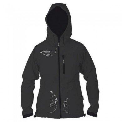 Viking Dharma Damen Softshell Jacke Atmungsaktiv Wasserabweisend Sportjacke - 09, S