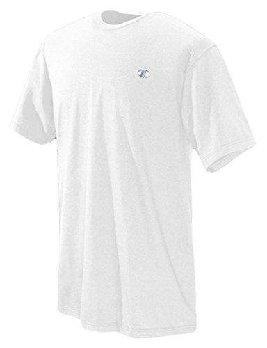 Champion mens Cotton Jersey T-shirt(T2226)-White-XL