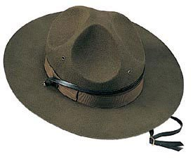 Military Campaigh Hat (7) ()