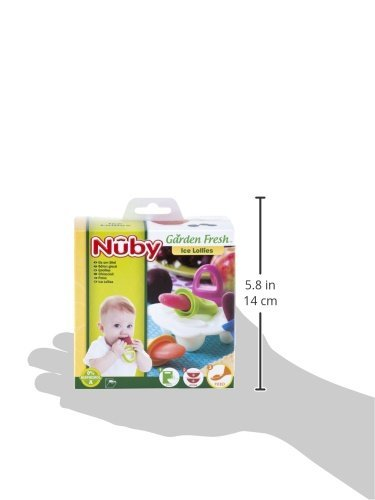Nuby Garden Fresh Fruitsicle Frozen Pop