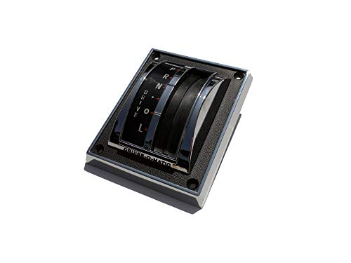 eClassics 65 66 Ford Mustang Shift Selector Bezel w/Dial & ()