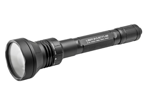 Surefire Taschenlampe invictus Rechargeable, schwarz, 22.7x6.4x6.4 cm, UBR-A-BK