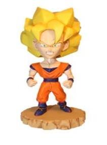 Neca Dragonball Z Bobble Head Series 1 SS Goku