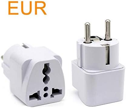 Adaptador de enchufe europeo UE Japón China Americano Universal ...
