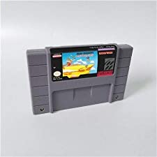 Game for SNES - Game card - Road Runner's Death Valley Rally - Action Game Card US Version English Language - Game Cartridge 16 Bit SNES , cartridge snes
