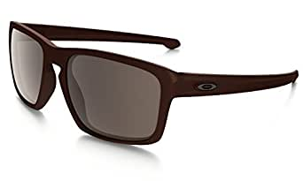 Oakley Adult Sliver Asian Fit Sunglasses, Corten/Warm Grey, One Size