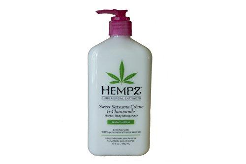 Hempz Satsuma Chamomile Herbal Moisturizer