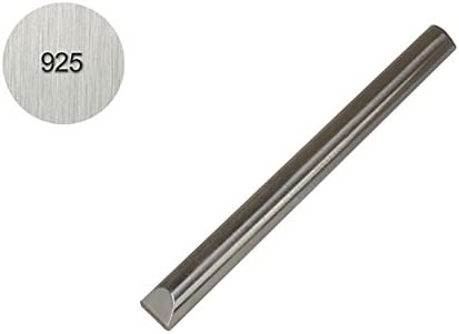 1mm x 7mm Sterling Marking Word Metal Punch Design Jewelry Stamp
