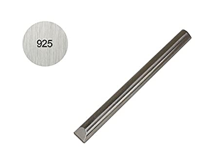 Amazon 925 1 MM Straight Steel Stamp Sterling Silver Purity