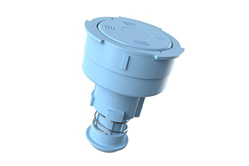 PCC2000 Replacement Rotating Head (Light Blue) by Color Match Pool Fittings
