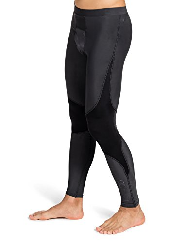 Skins Men's Ry400 Recovery Long Tights, Graphite, X-Large by Skins (Image #4)