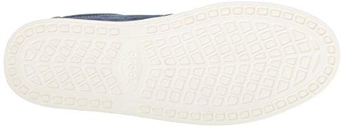 Crocs Blu De Para Cordones Hombre Lace navy white Citilane Canvas Oxford Zapatos rf1BrAq