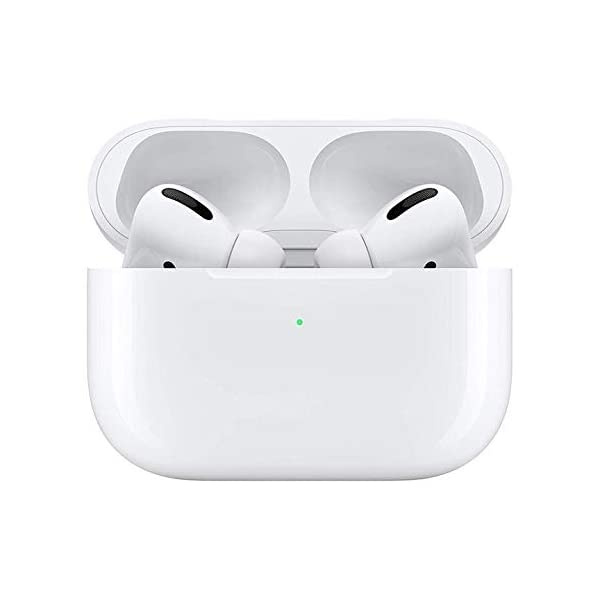 Airpods Pro with Wireless Charging Case & Charging Cable Compatible with iOS/Android (Master Copy) 2 31cCOLinzCL