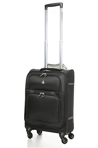 aerolite-lightweight-upright-travel-trolley-bags-carry-on-luggage-suitcase-4-wheel-spinner-22x14x9-a