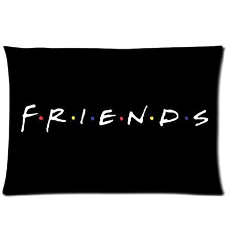 Amazon.com: Custom funda de almohada cubre Amigos TV Show ...
