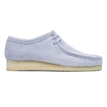 clarks wallabees blue - 4