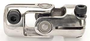 """UPC 012845001524, Unisteer 8050280 3/4""""-30 x 3/4"""" U-Joint"""