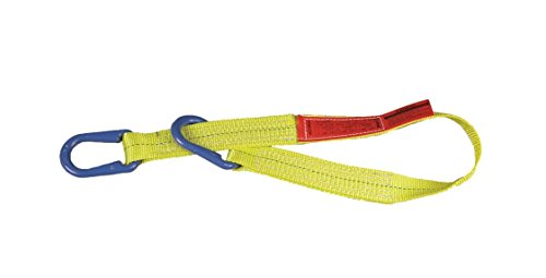 "UPC 697886271374, Liftall UU2602DX3 Polyester Web Sling, 2-ply, Type Unilink, 2"" Width x 3' Length"