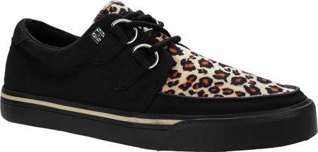 Leopard Blk Ring Creeper amp; Animal D Black K U T Zapatilla Print VLK Unisex Alta Adulto Sneaker xRn1qp0I8w