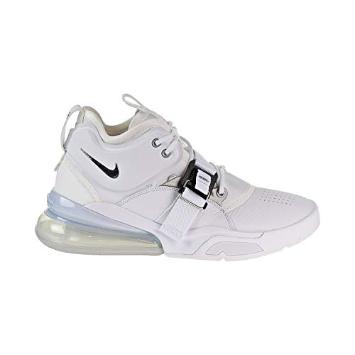 Nike Bianco Uomo Silver 100 Scarpe Air 270 Metallic da Force White Fitness YRw0Y