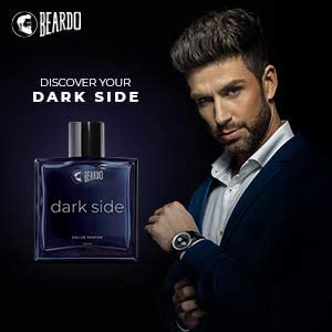 BEARDO Dark Side Perfume For Men, 100