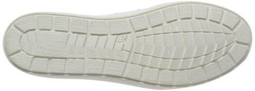 White Rosegold Oxford Bianco Stringate Caprice Scarpe 23607 118 Donna 7qHZTZgw