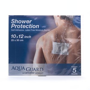 - BG50011RPKPK - Aqua Guard Moisture Barrier, 10 X 12 Retail Pack
