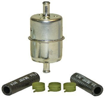 Wix 33033 Complete In-Line Fuel Filter, Pack of 1 Wix Filtration