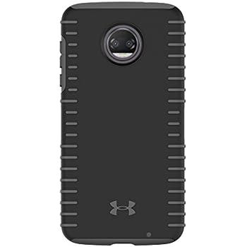 100% authentic dc9a8 8df7c Amazon.com: Under Armour UA Protect Grip Case for Motorola Z2 Force ...