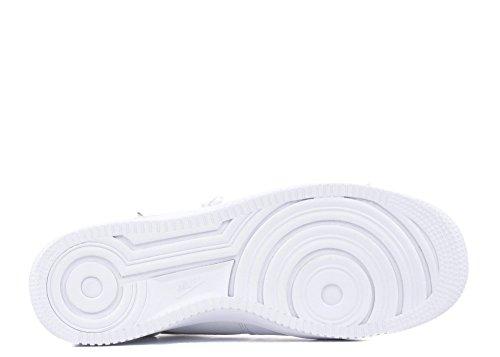 Nike Lunar Kraft 1 / Acronym 17 Mens Tränare Aj6247 Gymnastikskor Vit / Vit-vit