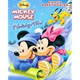 Disney® Mickey Mouse Christmas Coloring Book (Christmas Mouse Micky)