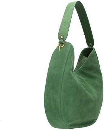 Coccinelle FS6 130101 Sacs à bandoulière Femme Vert TU