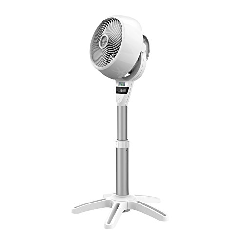 Vornado 6803DC Energy Smart Medium Pedestal Air Circulator Fan with Variable Speed Control