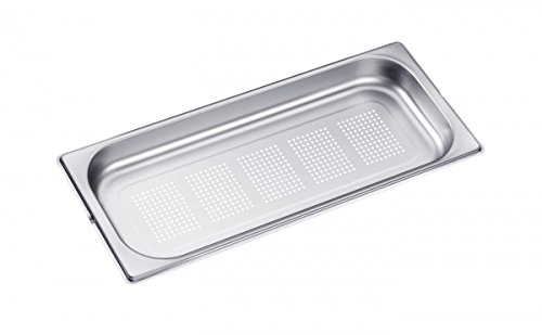 Miele Dggl 20 Perforated Cooking Pan for Miele Steam Ovens