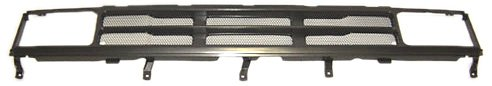 OE Replacement Nissan/Datsun Pathfinder/Pickup Grille Assembly (Partslink Number NI1200112)