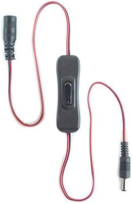Terrific Hitlights Led Light Strip Inline On Off Switch Easy Plug Wiring Database Cominyuccorg