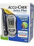 ACCU-CHEK Aviva Blood Glucose Meter with 10 Strips