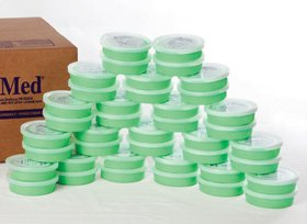 ALimed Putty Packs (Green Medium) by AliMed