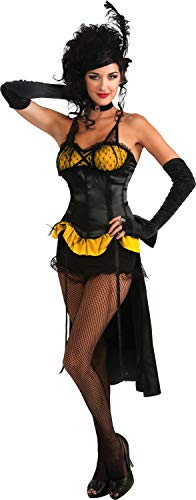 Rubie's Costume Co Nlp-Burlesque Showgirl Gl Costume, Standard ()