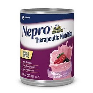 Abbott Nutrition Nepro with Carb Steady Complete Nutritio...