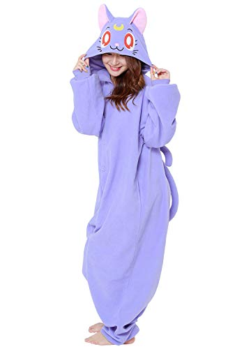 (Sailor Moon Onesie Costume- Luna)