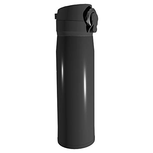 16.9 Ounce Stainless Steel Drink Bottle Vacuum Thermos Flask Water Bottle Bouncing Cup Vacuum Insulated Double Walled Construction - 16.9 Thermos Ounce