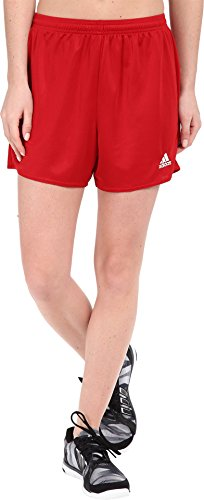 Jersey Running Basketball (adidas Women's Parma 16 Soccer Shorts, Power Red/White, Small)