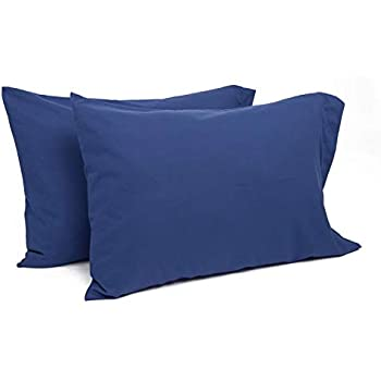 Amazon Com Travel Pillow Case 14x20 Size Natural Cotton