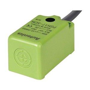 10-30 VDC Autonics Proximity Sensor 17mm Squar 3 Wire PNP No 8mm Upside Sensing