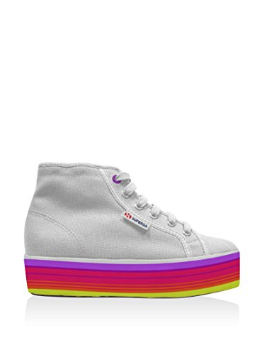 Zapatos da donna - 2212-foxingstripes Cotw Blanco