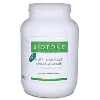 DSS Biotone Nutri-Naturals Massage Créme and Lotion (SP4-928314/928316/966214/568754/928658/928317) Biotone Nutri Naturals Creme