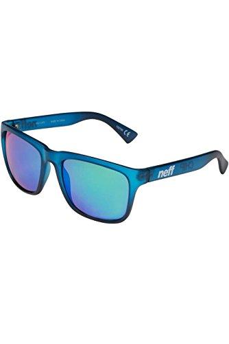 Neff Men's Chip, Blue Crystal, One - Khalifa Sunglasses Wiz