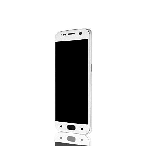 AppSkins Vorderseite Samsung Galaxy S7 Diamond white