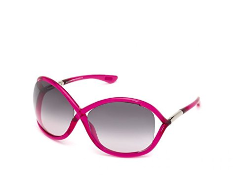 Tom Ford Sunglasses TF 9 PINK 72B Whitney (Best Tom Ford Sunglasses For Round Face)